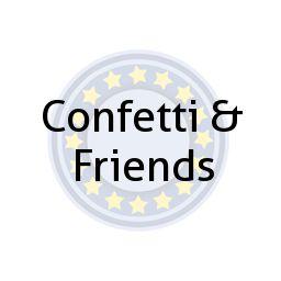 Confetti & Friends