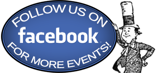 Follow us on Facebook for more events!